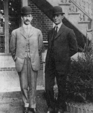 a study on the life and works of the wright brothers orville and wilbur Orville & wilbur wright orville and wilbur wright were brothers and were individuals, but the achievements they made that ultimately catapulted mankind into a new era and a new reality, could not have been accomplished by either brother alone.