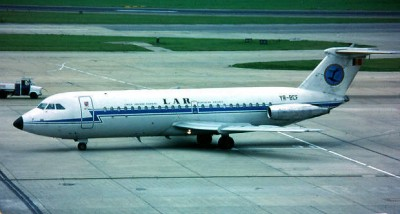 1963 BAC One-Eleven test crash